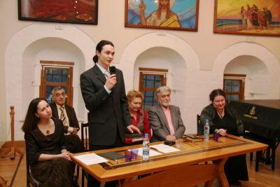 виставка Олексія Леонова «На порозі Нового Світу»