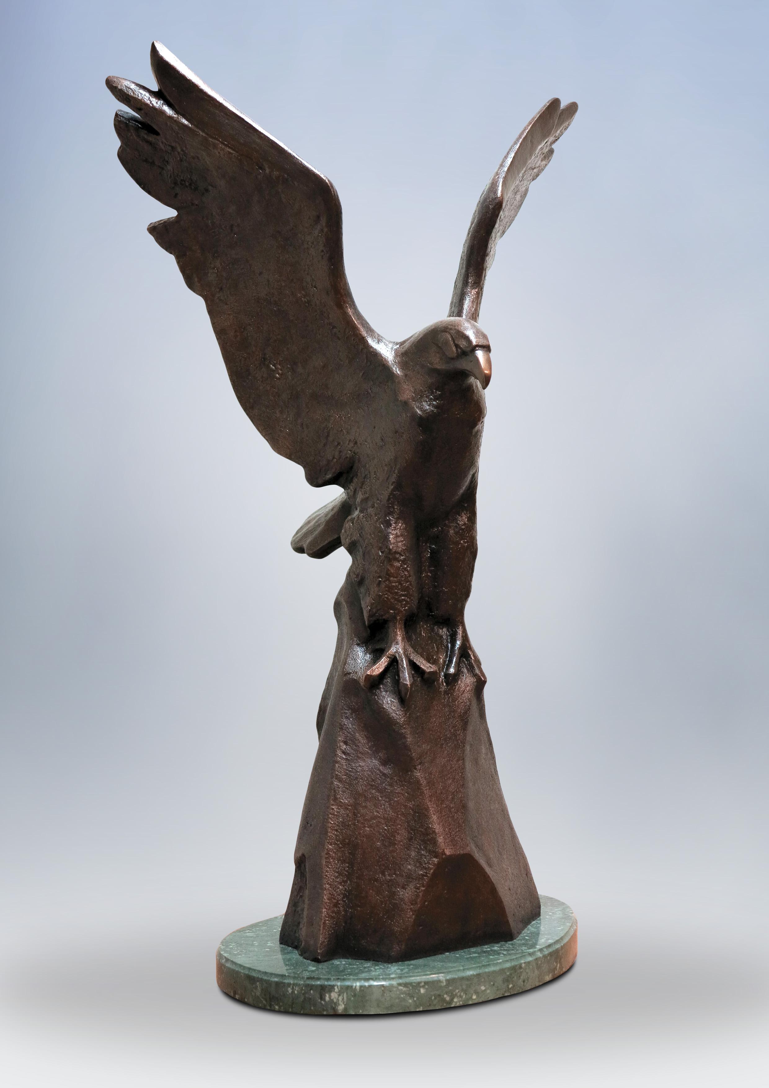анималистические скульптуры
