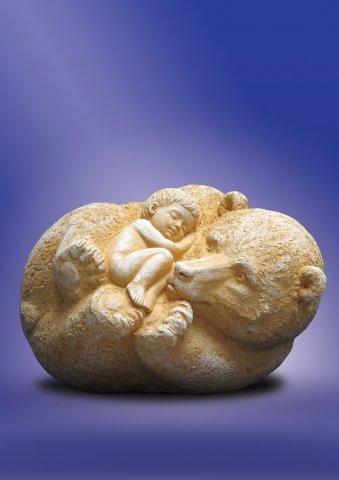 анималистическая скульптура